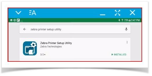 Zebra Printer - OPS-COM Parking & Security Management - Wiki